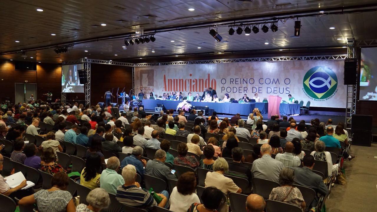 Sessão dá inicio a 97ª Assembleia da CBB