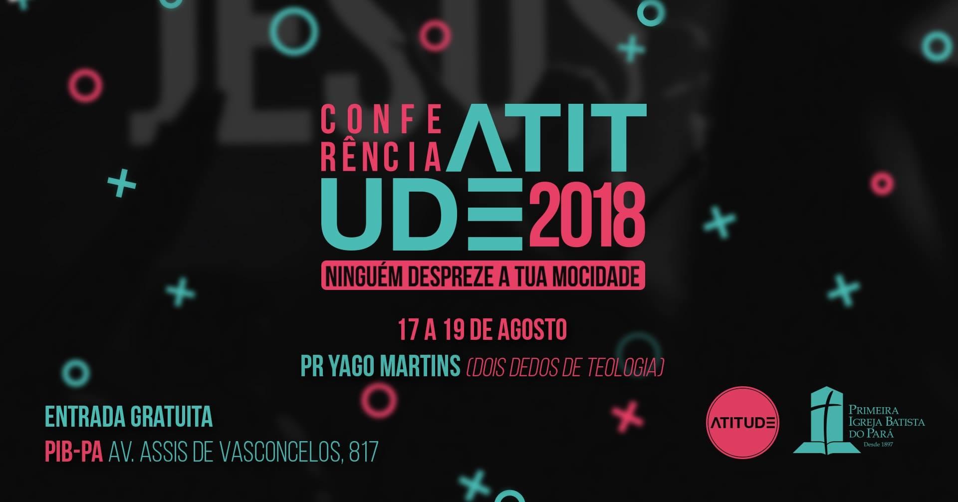 Conferência Atitude 2018