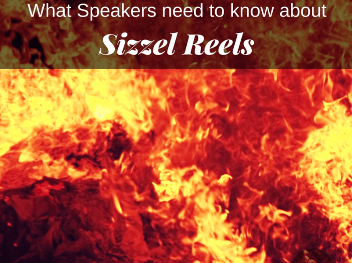 speaker sizzle reel