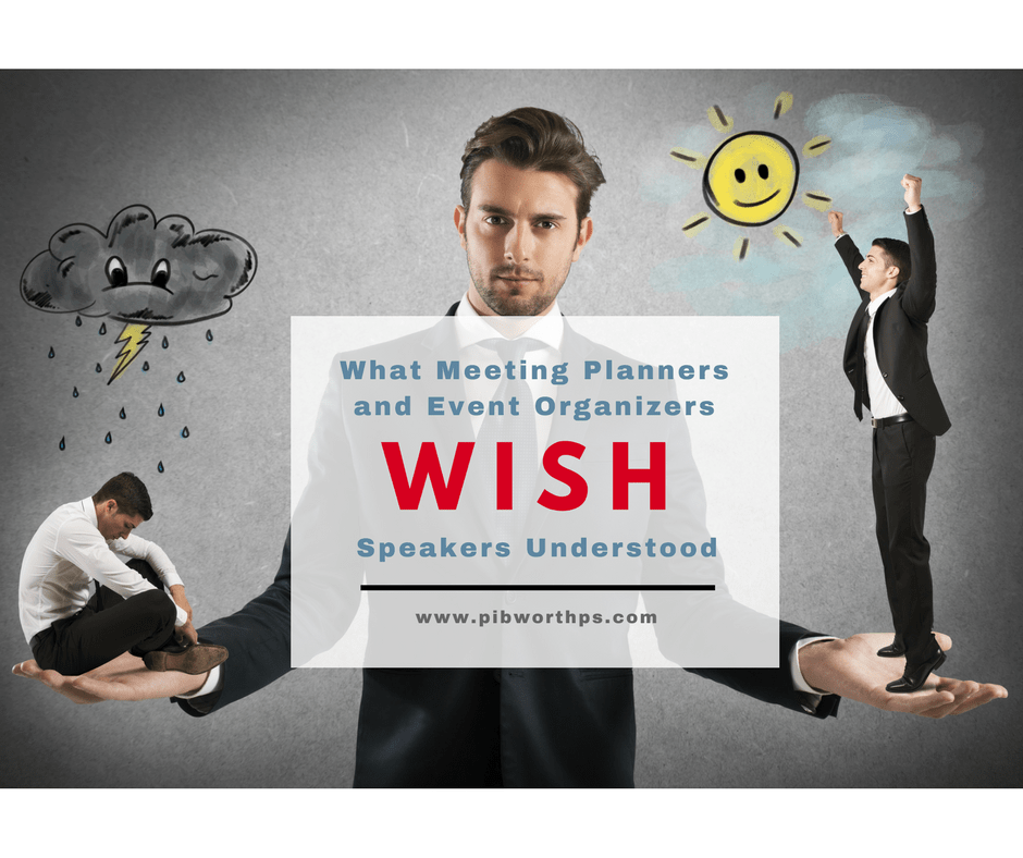 what meeting planners wish for