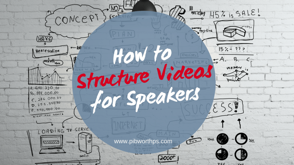 how to structure video