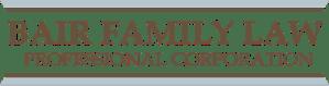 bair family law