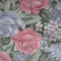 Tissu fleuri couleur PiC epingles mai 2016