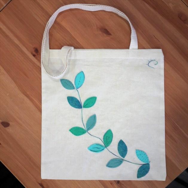 20180428 Tote Bag feutrine