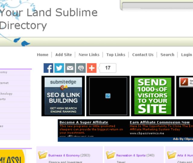 Yourlanddirectory Com Screenshot