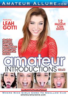 Amateur Introductions 22 cover