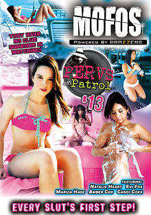Pervs On Patrol 13 cover
