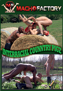 Interracial Counntry Pigz cover