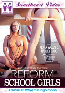 Reform School Girls cover