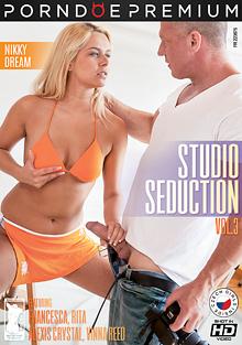 Studio Seduction 3 cover