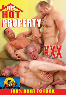 His Hot Property cover