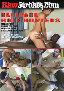 Bareback Hole Hunters cover