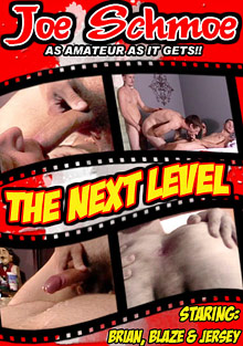 Blaze, Brian, And Jersey: The Next Level cover