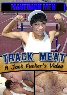 Track Meat: A Jock Fuckers Video cover