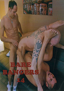Bare Bangers 14 cover