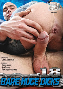 Bare Huge Dicks 18 cover