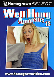 Well Hung Amateurs 18 cover