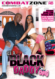 It's A Black Daddy Thing cover
