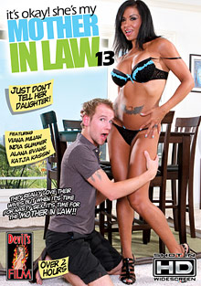 It's Okay She's My Mother In Law 13 cover