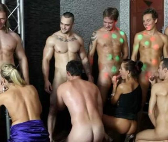 Bi Sex Orgy Party Is Heating Up Starring Thomas Lee Lucky Smile Black