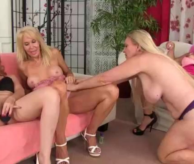 1 Scenes From Granny Orgy