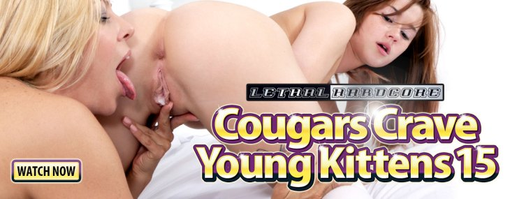 Watch the latest in the series Cougars Crave Young Kittens 15.