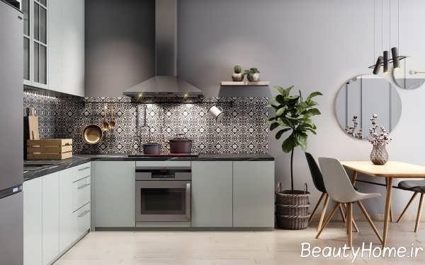 Kitchen Design L Shaped Layout