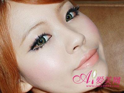 貼好假睫毛 輕鬆畫出視覺系眼妝SO EASY - 色彩地帶