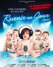 Revenir un jour (Remix) Théâtre Les Feux de la Rampe - Salle 300 Affiche