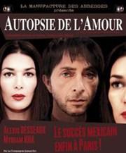 Autopsie de l'Amour La Manufacture des Abbesses Affiche