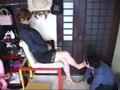 美味しいナマ足舐め尽し 其の8 働いた美形美容師の足食