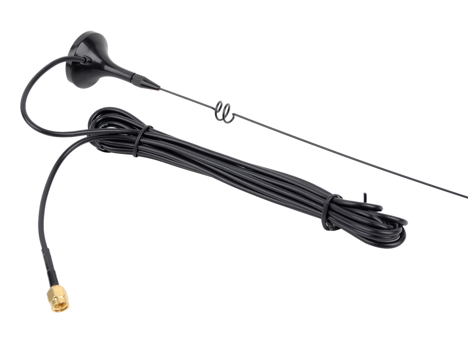 Am Fm Loop Antenna W 2 Pin Connector For Radio Sound