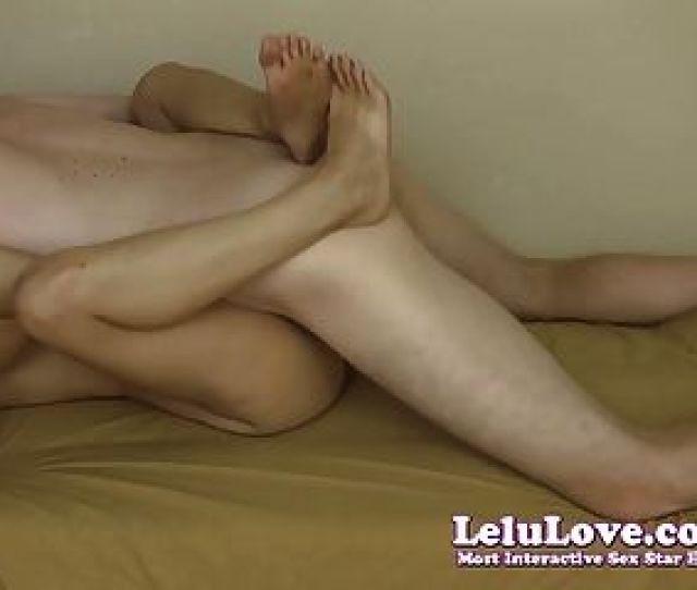 Lelu Love Passionate Lovemaking Missionary Creampie