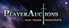 Playerauctions.com logo