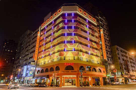 福泰桔子商旅 - 六合店 Orange Hotel Liouhe – Kaosiung