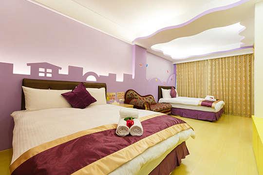 慕蘭旅店 Mulan B  B