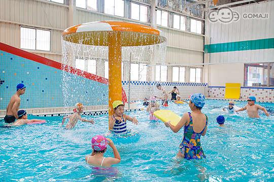 假期室內溫水游泳池 - GOMAJI