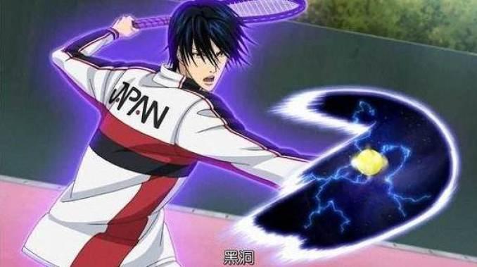 網球選手完美複刻《網球王子》中的走鋼絲,網友:快進到殺人網球- 華語熱點