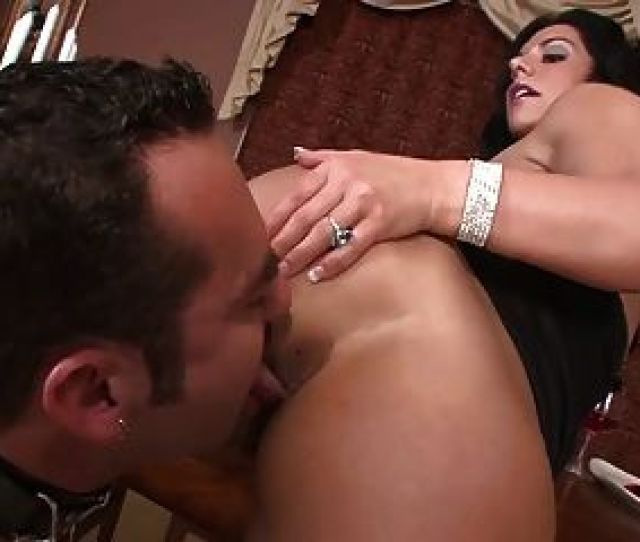 Hungry Ass Licking Slave