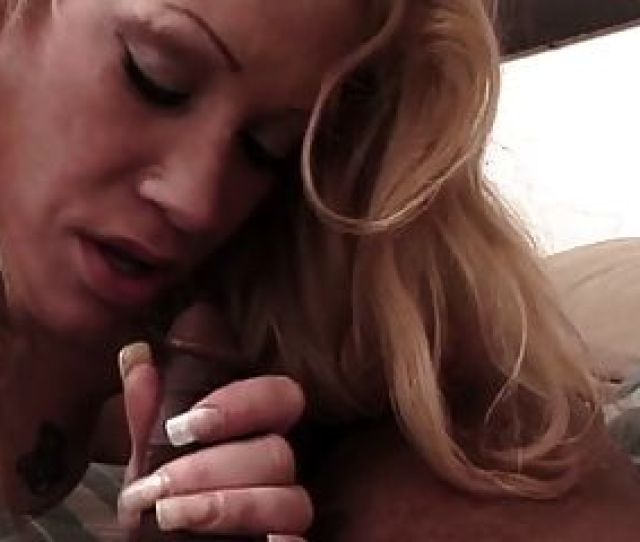 Hot Blonder Gets Her Pretty Face Fucked By Young Guy