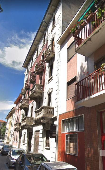 Asta Per Appartamento Via Giuseppe Regaldi 22 Milano