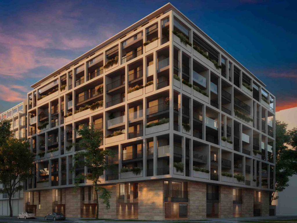 Nuove Costruzioni In Vendita A Milano Rif 149428