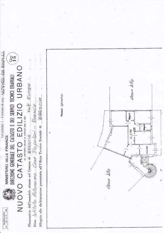 Vendita Appartamento Brescia Quadrilocale In Viale Europa