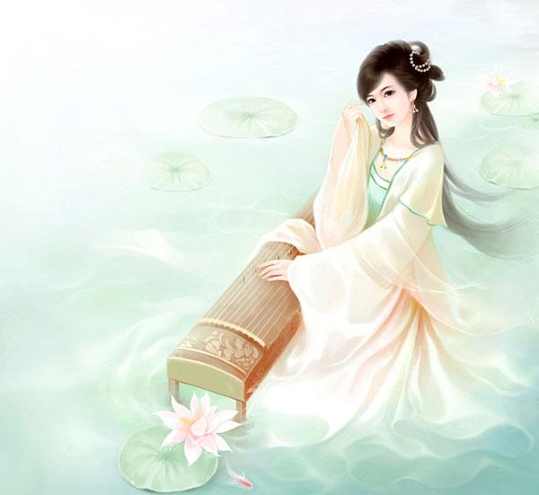 古風柔情小說:深院月 | 佳人