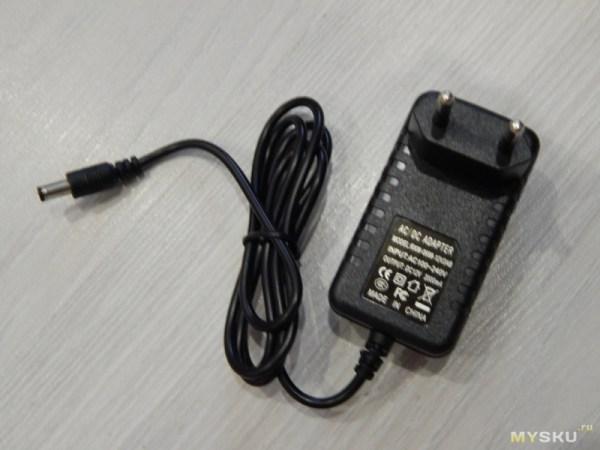 Светодиодная кольцевая лампа для фото в комплекте со штативом