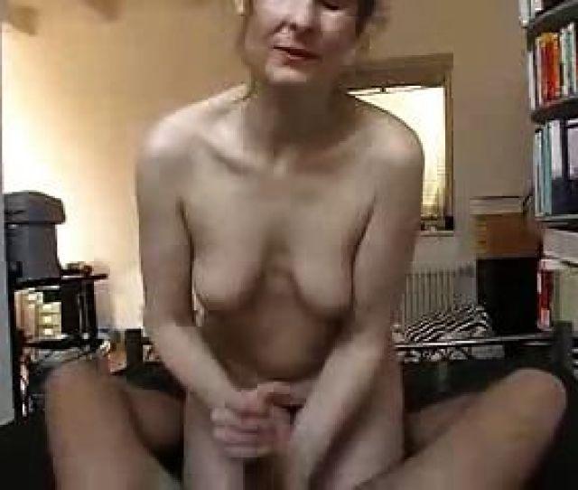 Sexy Milf Makes Him Cum Quick