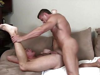 missionary position fucking in the woods
