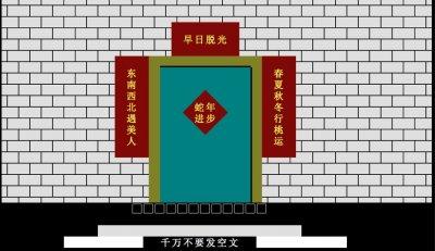 1999年光协版ASCII码进版画面