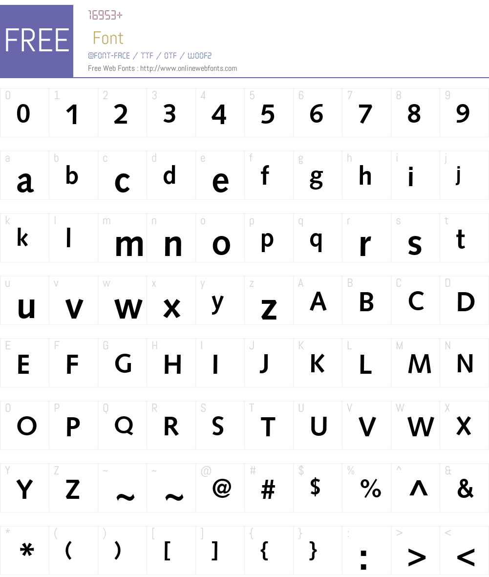 Syntax Lt W04 Bold 1 00 Fonts Free Download Onlinewebfonts Com
