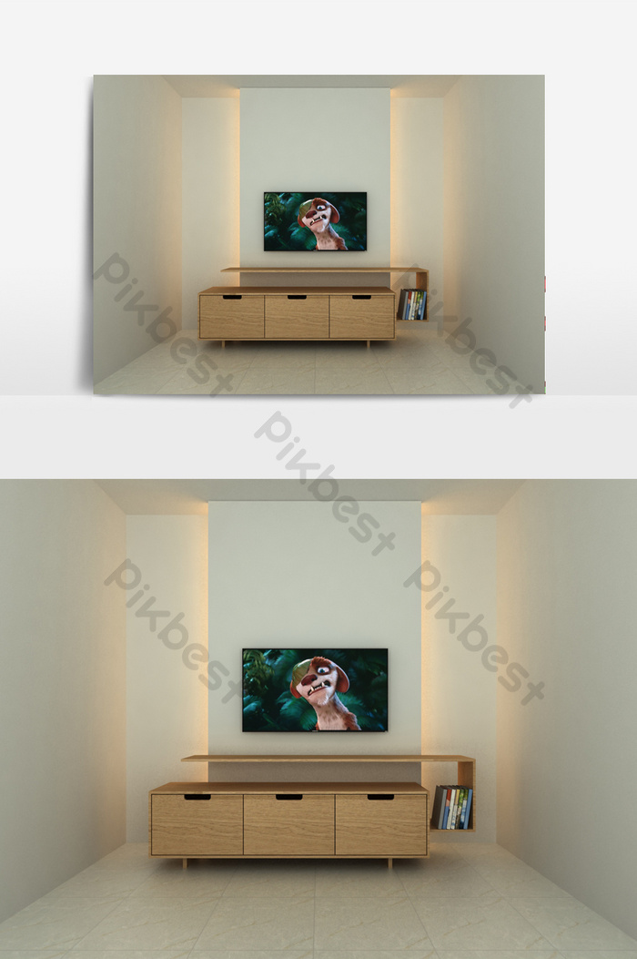 meuble tv de chambre a coucher max